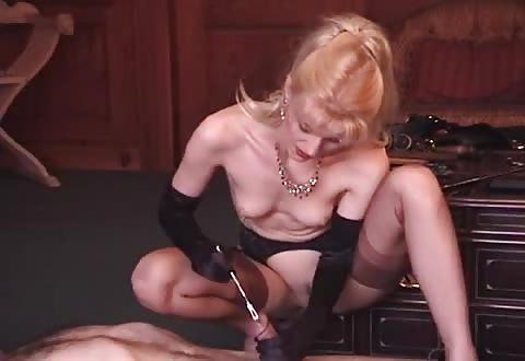 Ruige sex stijve lul aftrekken